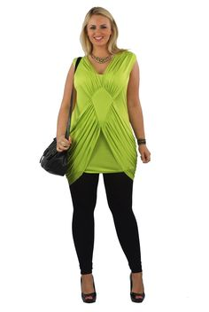 Top 10 Summer Clothing Trends For Plus Size Women Outfit