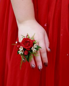 Ring corsage #corsage #ringcorsage #prom