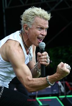 Billy Idol II
