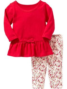 Tunic & Legging Sets for Baby Product Image