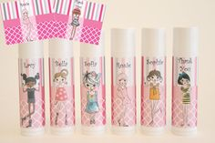 Fashion Party Favors  Fashionista Theme  Teen by NanasPartyPalace, $12.00