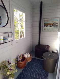 Lake Cabins, Guest Room, Tiny House, Villa, Cottage, Patio, Interior Design, Hygge, Outdoor Decor