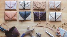 Zu schade für den Müll? Ja! Denn dass diese hübschen Geldbörsen von Designerin Sarah Walczuch mal Saft- und Milchtüten waren, sieht man ihnen nun wirklich nicht mehr an!