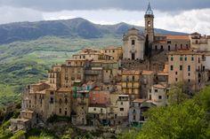 Abruzzo Region in central Italy