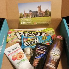If I run out, I will repurchase! Thank you Influenster for this complimentary Campus Vox Box!