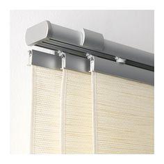 KVARTAL Laufleiste und Beschwerung, aluminiumfarben (6.00 €)    |     Artikelnummer: 300.793.70
