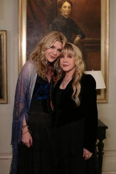 Still of Stevie Nicks and Lily Rabe in American Horror Story (2011)