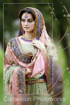 Pakistani / muslim bride