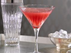 POM Cosmo 1-1/3 oz. Pomegranate Juice  1-3/4 oz. vodka  1/3 oz. orange liqueur  1/3 oz. fresh lime juice
