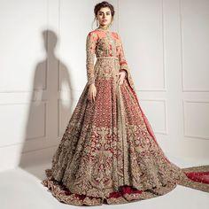Heritage 2018 - Heritage Line - Bridal Couture Asian Bridal Dresses, Asian Wedding Dress, Indian Bridal Outfits, Pakistani Wedding Outfits, Pakistani Bridal Dresses, Pakistani Dress Design, Pakistani Wedding Dresses, Bridal Lehenga, Indian Dresses
