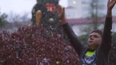 SNOW! | An Atlanta Children's Hospital Surprised Kids With A Holiday Miracle They'll Never Forget