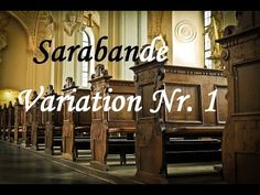 Sarabande | Variation Nr. 1| by Handel