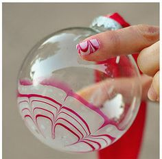 how to water marble nails.            For more simple unique crafts please visit me at http://thecheesethief.com/