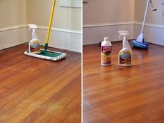 rejuvenate wood floors - bought it, trying it!