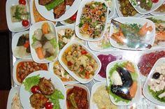 En beğenilen Ege mezeleri - 3 | Mutfağım | Mahmure Yemek