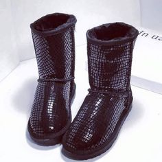 Snow Boots only $39 for Christmas gift,Press picture link get it immediately!#Boots