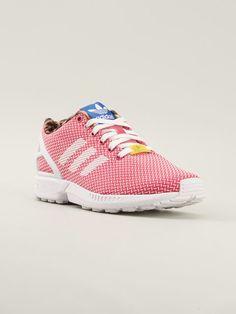 Adidas 'zx Flux' Sneakers - Gallery Madrid - Farfetch.com