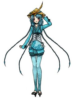 Pokémon Gijinka's - Imgur