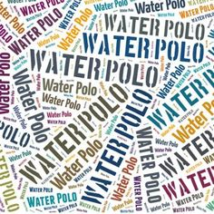 Scrappin' Stuff - Water Polo Mix-up Paper All About Water, Sport C, Swimming Party Ideas, Water Polo, Diy On A Budget, Water Sports, Paper, Ava, Free