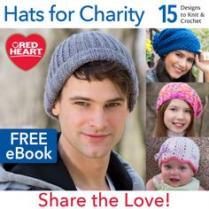 Hats for Charity Ebo