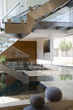 Glass House by Nico van der Meulen Architects in architecture Category Modern Interior Design, Interior And Exterior, Architecture Design, Estilo Interior, Glass House, Home Projects, House Design, Inspiration, South Africa