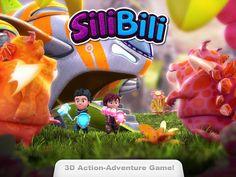 SiliBili HD Games Adventure iPad App **** $1.99 -> FREE...: SiliBili HD Games Adventure iPad App **** $1.99 -> FREE… #ipadGamesAdventure