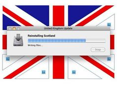 United Kingdom System Update