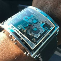 Cool Watches, Watches For Men, Custom Design Shoes, Watch This Space, Perfect Timing, Modern Man, Square Watch, Luxury Watches, Other Accessories
