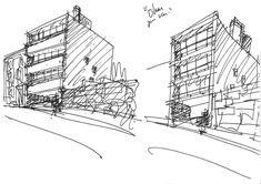 Edificio Cantareira / Eduardo Souto de Moura