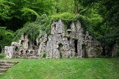 Old Wardour Castle Grotto