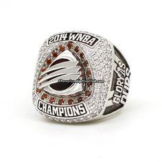 2014 Phoenix Mercury WNBA Championship Ring - www.championringclub.com Nba Championship Rings, Nba Championships, Wnba, Mercury, Phoenix, Class Ring, Rings For Men, Basketball, Jewelry