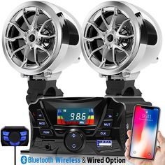 With the era of wireless technology, Bluetooth motorcycle speakers are great accessories to add. These speakers are tasked with delivering Bluetooth Gadgets, Waterproof Bluetooth Speaker, Bluetooth Speakers, Sassy, Boss Audio, Speaker Amplifier, Stepper Motor, Buyers Guide