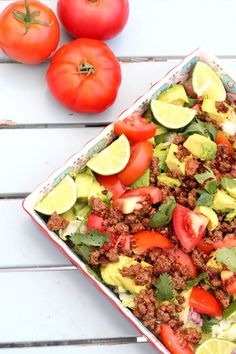11. Taco Salad #whole30 #recipes http://greatist.com/eat/whole30-recipes-for-lunch