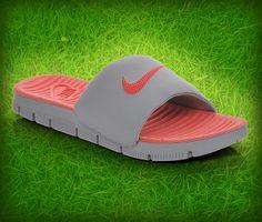 Boy's Nike Benassi Flex Soccer Slide at Shoe Carnival