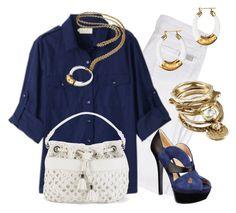 Estilo Casual by outfits-de-moda2 on Polyvore featuring moda, Toast, Chloé, Fendi and D&G