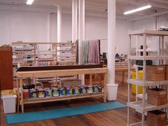 Warehouse - Lather Lab version 2 | Flickr - Photo Sharing!