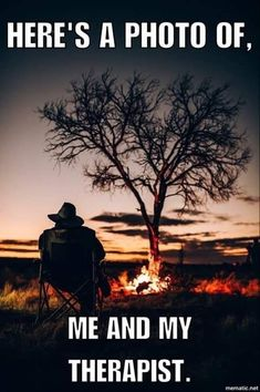 photo of me and my therapist English Frases, Hunting Jokes, Deer Hunting, Funny Hunting, Wanderlust, Camping Humor, Camping Life, Man Humor, Country Life