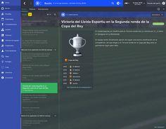 Football Manager: El Lleida Esportiu supera la 2a eliminatoria de la Copa del Rey   Football Manager All Star