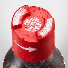 The Friendly Twist Coca-Cola on Behance