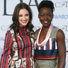 Lupita Nyong'o's Stylist Picks Her Top 5 Looks | Micaela Erlanger