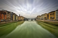 Lungarno Florence by dlddanilo