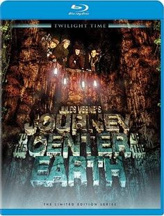 Journey to the Center of the Earth (1959) - Blu-Ray (Twilight Time Ltd. Region Free) Release Date: March 10, 2015 (Screen Archives Entertainment U.S.)