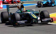 Regresa Esteban Gutiérrez a la GP2 | Info7 | Deportes