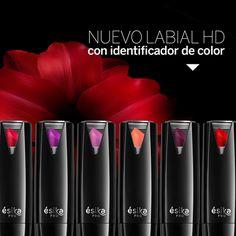 Beauty Move by Belcorp - Nuevo Labial Color HD de Ésika PRO - https://www.facebook.com/TienditadeBellezaLaguna/