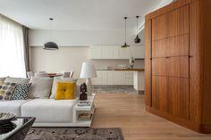 goodnova godiniaux architectes / appartement à moscow