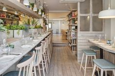 The beauty of Australia's Great Ocean Road inspires handsome new addition to London's dining scene...