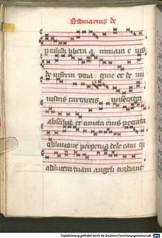 Liber ordinarius der Cistercienserschwestern von Kommunion, letzter Ölung, Tod und Leichenfeier 1439  Cgm 78  Folio 64v