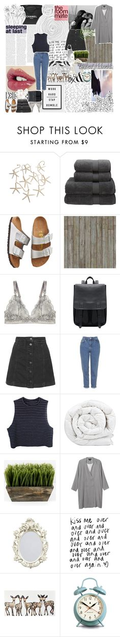 """""""I'M NOT A PIECE OF CAKE FOR YOU TO JUST DISCARD"""" by dreams-of-pxrxdise ❤ liked on Polyvore featuring Christy, Birkenstock, Piet Hein Eek, STELLA McCARTNEY, Chanel, Topshop, Brinkhaus, Monki, Newgate and Pier 1 Imports"""
