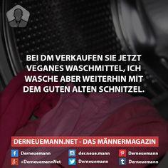 Waschmittel #derneuemann #humor #lustig #sprüche #spaß