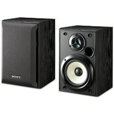 Sony SS-B1000 5-1/4-Inch Bookshelf Speakers (Pair) & with Mini Tool Box (cog) by Sony. $279.00. Enjoy your favorite music in any room of the house with quality sound from the SS-B1000 performance bookshelf speakers. With 120 watts of power and an advanced woofer and tweeter design, they deliver high-resolution audio so you hear the music just as it was recorded.Connector Type 1 x speakers input (click-fit x 2).   Comes with Mini Tool Box. Great for storing any miscell...